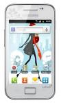 Samsung S5830I Galaxy Ace La Fleur mobile phone