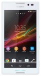 Sony Xperia C mobile phone