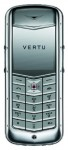 Vertu Constellation Polished Stainless Steel Pink Leather mobile phone