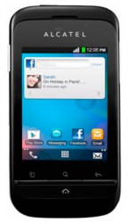 Mobile themes for Alcatel One Touch 903D