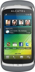 Mobile themes for Alcatel OneTouch 818