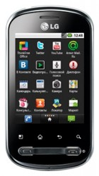 Download free LG Optimus Me P350 games.