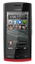 Nokia 500 themes - free download