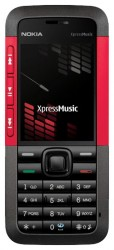 Nokia 5310 XpressMusic themes - free download