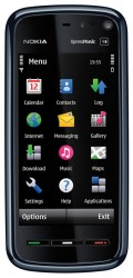 Nokia 5800 XpressMusic themes - free download