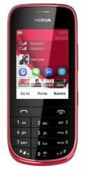 Nokia Asha 202 themes - free download