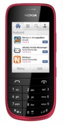 Download free Nokia Asha 203 games.
