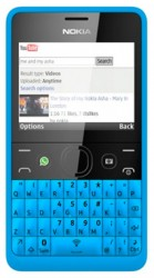 Nokia Asha 210 themes - free download