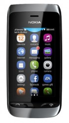 Nokia Asha 308 themes - free download