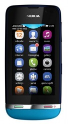 Nokia Asha 311 themes - free download