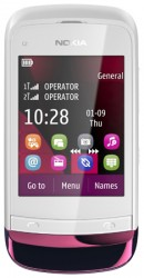 Nokia C2-03 themes - free download