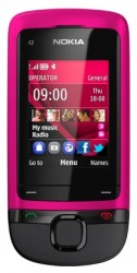 Nokia C2-05 themes - free download