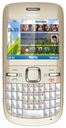 Download free Nokia C3 games.