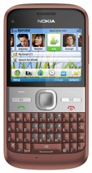 Nokia E5 themes - free download
