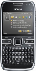 Nokia E72 themes - free download