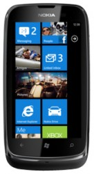 Download free Nokia Lumia 610 games.