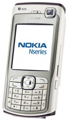 Download free Nokia N70 games.