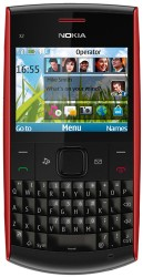 Nokia X2-01 themes - free download