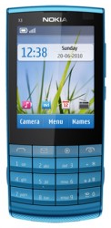 Download free Nokia X3-02 Touch and Type games.