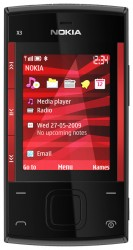 Nokia X3 themes - free download