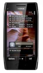 Nokia X7 (X7-00) themes - free download