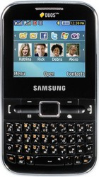 Download free Samsung C3222 Ch@t 322 games.