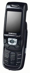 Mobile themes for Samsung D500E