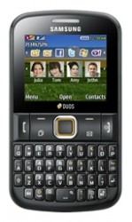 Mobile themes for Samsung E2222 CH@T 222