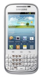 Download free Samsung Galaxy Chat B5330 games.