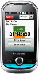 jeux samsung gt-m5650 mobile9