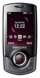 Mobile themes for Samsung S3100