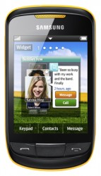 Mobile themes for Samsung S3850 Corby II