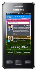 Samsung S5260 Star II themes - free download