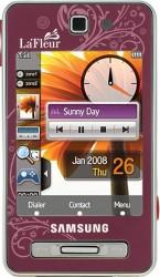 Samsung F480 La Fleur gallery
