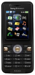 Download free Sony-Ericsson K530i games.