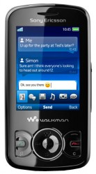 Sony-Ericsson W100i Spiro themes - free download