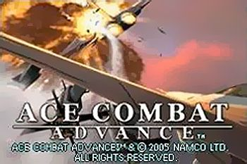 Ace Combat Advance - Symbian game screenshots. Gameplay Ace Combat Advance
