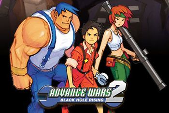 Advance wars 2: Black hole rising download free Symbian game. Daily updates with the best sis games.
