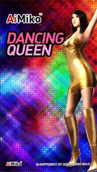 Aimiko Dancing Queen download free Symbian game. Daily updates with the best sis games.