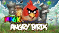 In addition to the sis game Puzkend for Symbian phones, you can also download Angry Birds Magic for free.