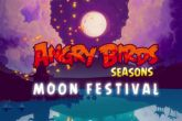 In addition to the sis game Raging thunder for Symbian phones, you can also download Angry Birds Seasons Moon Festival for free.