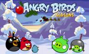 In addition to the sis game Minesweeper, free fell, klondike & spider solitaire (4 in 1) for Symbian phones, you can also download Angry Birds Seasons: Wreck the Halls for free.