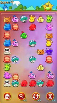 Animal Matching - Symbian game screenshots. Gameplay Animal Matching