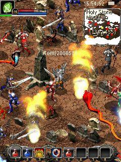 Anrufen Online RPG Game S60v3 S60v5
