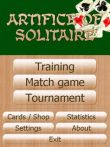 In addition to the sis game Bratz Babyz for Symbian phones, you can also download Artifice of Solitaire for free.