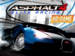 In addition to the sis game Raging thunder for Symbian phones, you can also download Asphalt 4 elite racing HD for free.