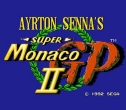 In addition to the sis game Horseface running the forest for Symbian phones, you can also download Ayrton Senna's super Monaco GP 2 for free.