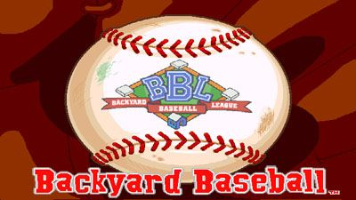 Backyard Baseball - Symbian game screenshots. Gameplay Backyard Baseball