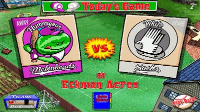 Backyard Baseball Free Full Version