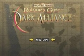 In addition to the sis game  for Symbian phones, you can also download Baldur's Gate: Dark Alliance for free.